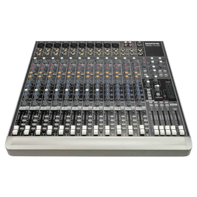 Mackie 16 Channel Mixer 1642-VLZ3