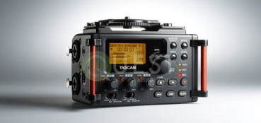 Tascam DR-60mk2 available for rent in Toronto with Quest Audio Visual