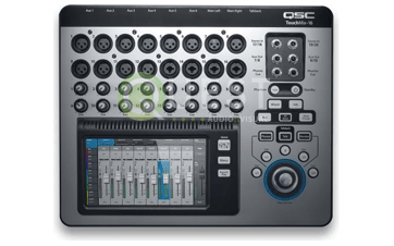 QSC Touchmix available for rent in Toronto with Quest Audio Visual