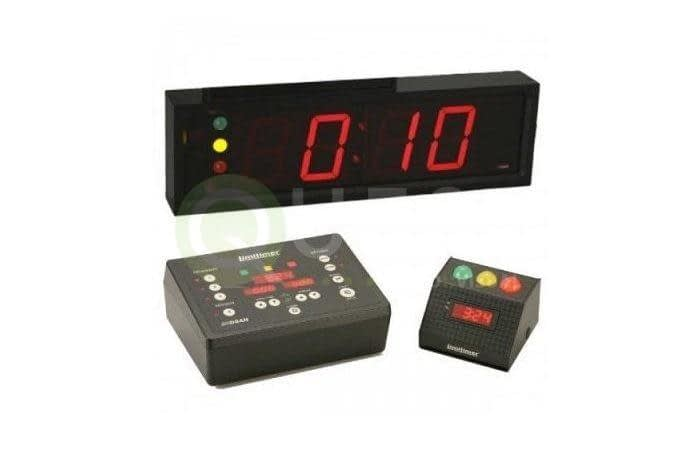DSAN Speaker Timer available for rent in Toronto with Quest Audio Visual