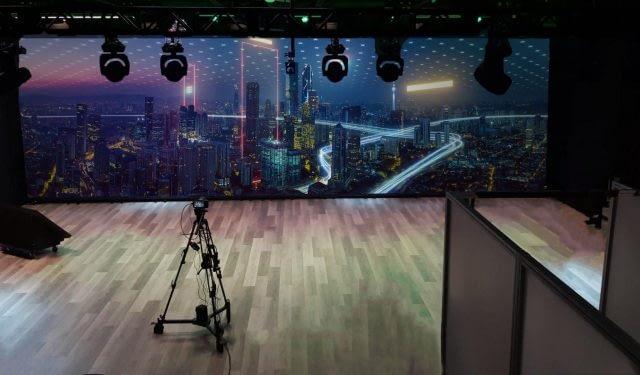 new studio image