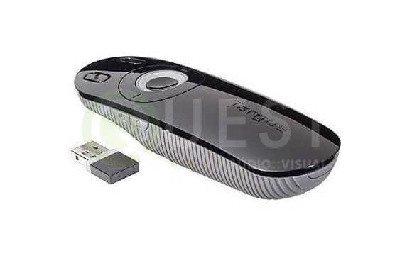 Targus Wireless Presenter available for rent in Toronto with Quest Audio Visual