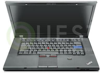Lenovo ThinkPad w510 available for rent in Toronto with Quest Audio Visual