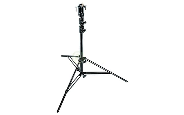 Manfrotto 007 Lighting Stand available for rent in Toronto with Quest Audio Visual