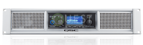 QSC GXD4 Processing Amplifier available for rent in Toronto with Quest Audio Visual
