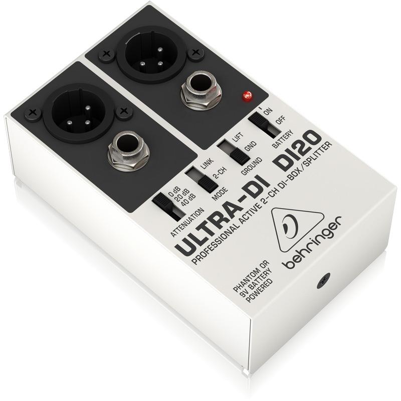 Behringer ULTRA-DI Box- DI20