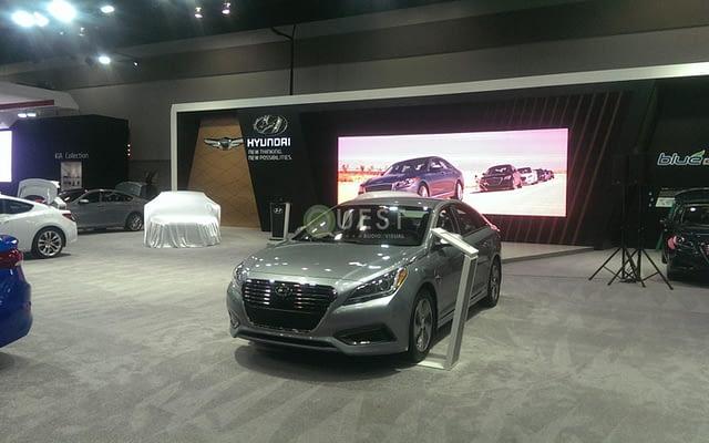 2016 Canadian International AutoShow: Jaguar,Hyundai, Infiniti, Nissan & Land Rover