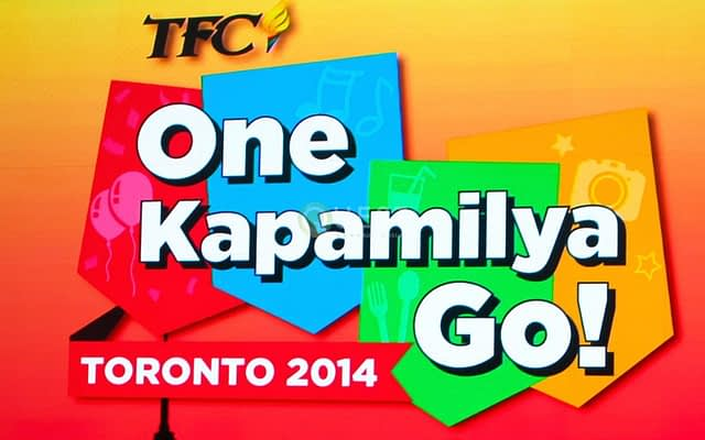 One Kapamilya Go! 2014: ABS-CBN