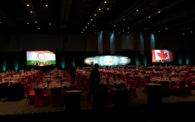 2017 ICCC Awards Gala: Indo Canadian Chamber of Commerce