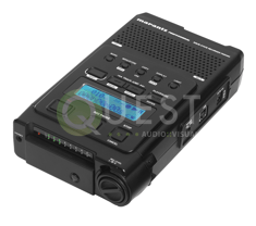 Marantz PMD660 Digital Audio Recorder available for rent in Toronto with Quest Audio Visual