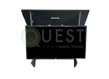 Comfort Monitor Stands available for rent in Toronto with Quest Audio Visual