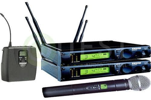 ULXP Wireless Receiver available for rent in Toronto with Quest Audio Visual