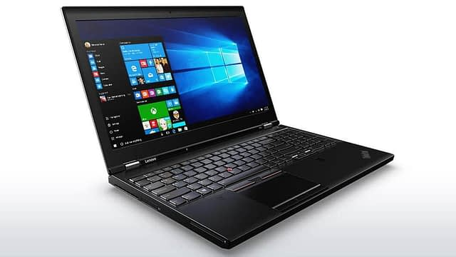Lenovo   Thinkpad P50 available for rent in Toronto with Quest Audio Visual