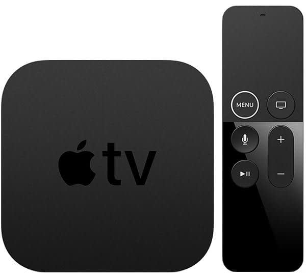 Apple TV 4th Gen available for rent in Toronto with Quest Audio Visual