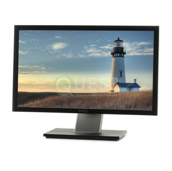 """Dell 20"""" Widescreen LED Monitor (P2011H) available for rent in Toronto with Quest Audio Visual"""