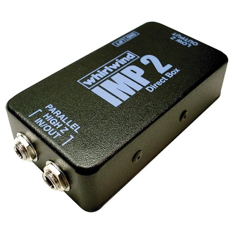 Whirlwind IMP 2 Passive DI Box