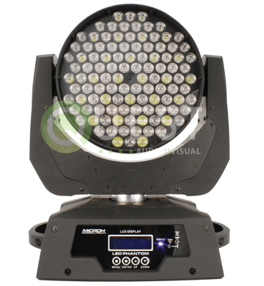 Microh LED Phantom Wash Moving Light available for rent in Toronto with Quest Audio Visual