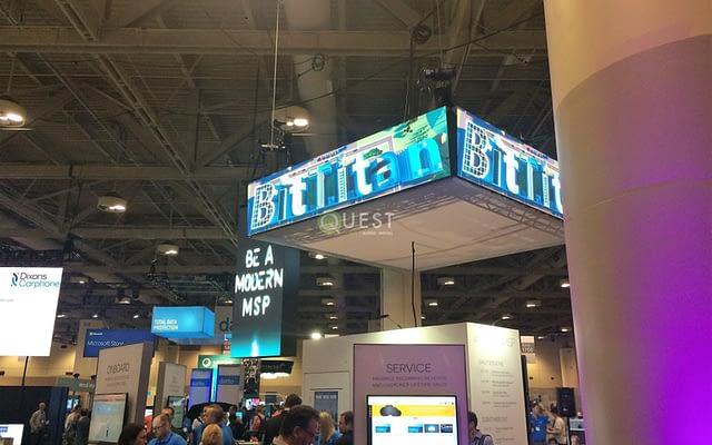 2016 Microsoft World Partner Conference: Bit Titan