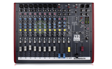 A&H ZED60-14FX available for rent in Toronto with Quest Audio Visual