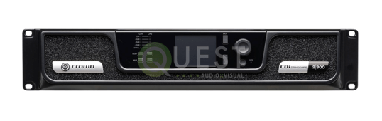 Crown CDi 2|300 available for rent in Toronto with Quest Audio Visual