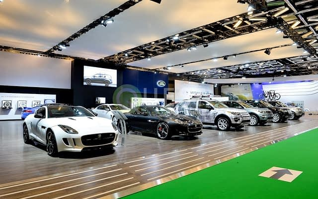 2015 Canadian International AutoShow: Jaguar & Land Rover