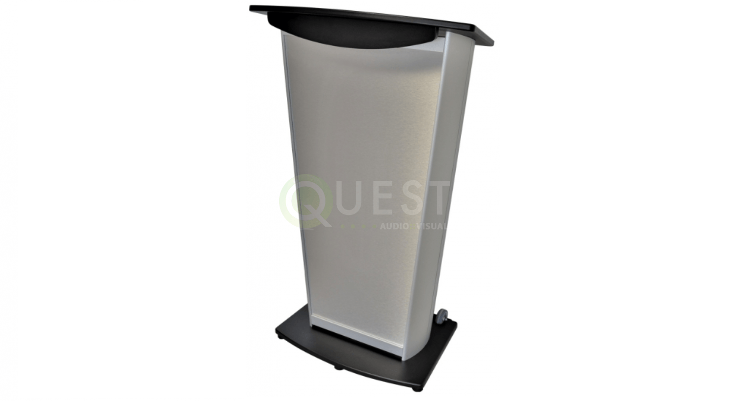 VH1 Podium available for rent in Toronto with Quest Audio Visual